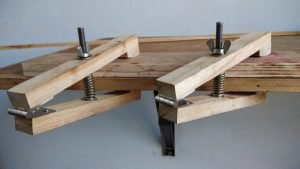 How To Make A Wooden Clamp