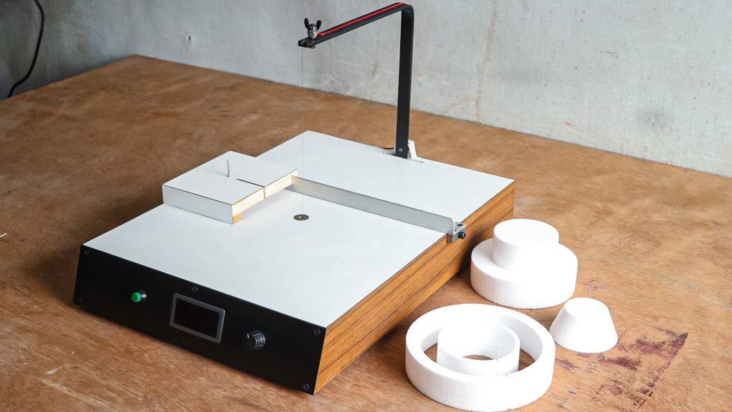 Make A Hot Wire Foam Cutter
