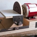 HOW TO MAKE 9 INCH DISC SANDER MACHINE